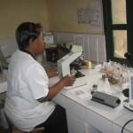 Consultation médicale au CH/FEPSI