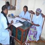 Supervision à la clinique d'assistance psychosociale/Butembo.